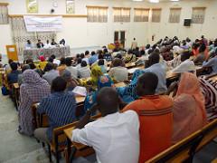 N'Djamena forum de sensibilisation sur les CAE 2016