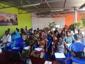 Burundi : Animation communale 2013