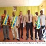 Janvier 2014 – Rwanda : Lancement officiel de la distribution des kits d'outils aux Comités de conciliateurs